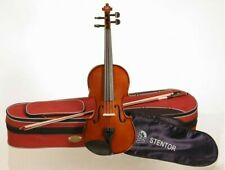 Stentor Student II 4/4 Size Violin Outfit - Antique Chestnut