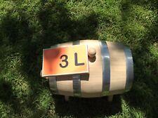 3L Oak barrel, wood cask, barrel home, wine barrel images, whiskey barrel, cask