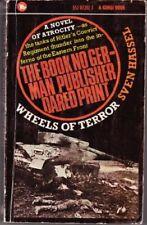 Wheels Of Terror :,Sven Hassel, I. O'Hanlon
