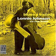 Lonnie Johnson with Elmar Snowden - Blues & Ballads (OBCCD-531-2 CD)