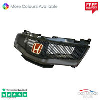 Genuine Honda Civic Front Sports Grille (Type-R Edition) 2006-2011