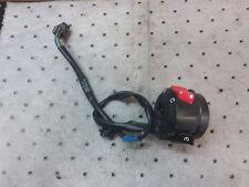 07 2007 Suzuki Bandit GSF1250S Right Control Switch Start Stop