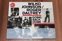 Wilko Johnson / Roger Daltrey - Going Back Home (2xCD) (CRCDE2014) (Neu+OVP)