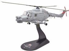Royal Navy  helicopter Westland Lynx HMA.8 model diecast  1:72 metal