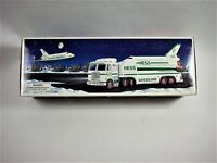 HESS TRUCK WITH SHUTTLE,1999 BRAND NEW, ORIGINAL BOX, NEVER OPENED, GREAT PRICE