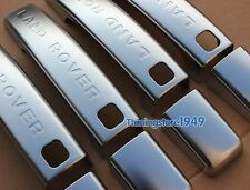 Chrome door handle Cover RANGE ROVER SPORT 2010 2011 2012 keyless entry button