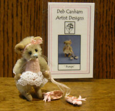 "DEB CANHAM Artist Designs PUMPS, 2006 Special-Show Exclusive Coll. 2.75"" LE"