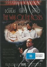 WAR OF THE ROSES - MICHAEL DOUGLAS + DANNY DEVITO - NEW & SEALED DVD