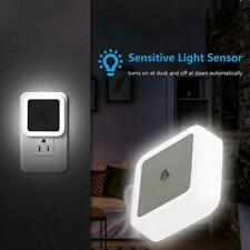 EU, US Plug Novelty Square Light Sensor Control Romantic, Baby Mini Night Lamp
