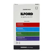 ILFORD Kit de developpement Films Noir et Blanc SIMPLICITY