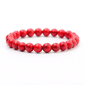 Malachite Stone Healing Spiritual Meditation Anxiety Stress Relief Bracelets