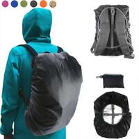 Adjustable Waterproof Camping Backpack Rain Cover Upgraded Vertical Buckle Strap