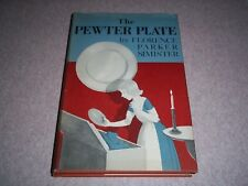 Vintage The Pewter Plate by Florence Parker Simister - 1957