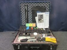 Kitco Fiber Optics Termination Kit 0801-8500 Tool Hot Surface Adhesive Military