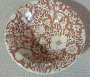 Syracuse Berkeley Cereal Bowl Restaurant Ware 1976 Vintage  5.5\u201d Square Rimmed   Chip Resistant Vitreous China Porcelain American Pottery