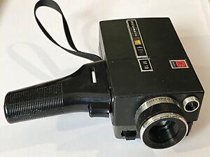 Vintage 1960's Kodak Instamatic M18 Movie Camera Zoom Lens Used Film UNTESTED