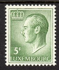 Luxembourg - 1971 Definitive Jean - Mi. 830 x (normal paper) MNH