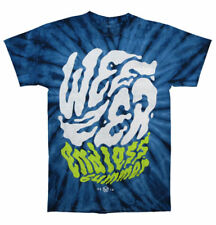 Weezer - Endless Summer Tie Dye Tour Concert T-Shirt Size Xl Dyenomite Brand