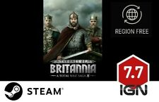 Total War Saga: THRONES OF BRITANNIA [PC] Steam Download Key - EUROPE ONLY