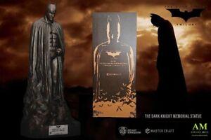 Beast Kingdom - The Dark Chevaliers Rises Master Craft Memorial Batman Statue