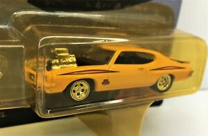 Johnny Lightning **1971 Pontiac GTO - JUDGE* Street Freaks * Blown** 1/64 *