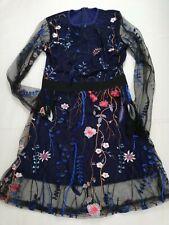 Damen Fashion Kleid  Cocktail Kleid Gr. XS Minikleid  Dress