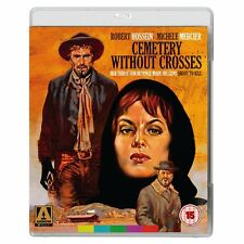 Cemetery Without Crosses [Dual Format Blu-ray + DVD] (Blu-ray)