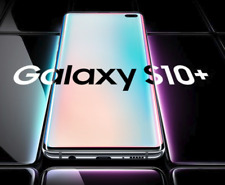New Open Box Samsung Galaxy S10+ Plus Verizon Unlocked T-Mobile Straight Talk