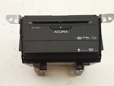 2012 Acura TSX AM/FM CD DVD Stereo Radio Unit OEM (39540 TL2 A520 M1)