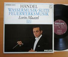 88 083 DY Handel Water Music Firework Suite Lorin Maazel Philips Stereo EX/EX