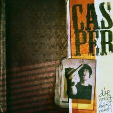 CD ALBUM - CASPER - DIE WELT HÖRT MICH - Neuware!!!