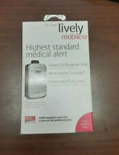 New in Box GreatCall Lively Mobile with Enhanced GPS Accuracy Free Shipping