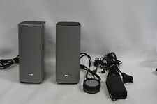 Bose Companion 20 Multimedia Computer Speaker System - TrueSpace Stereo
