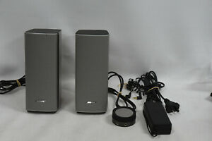 Bose Companion 20 Multimedia Computer Speaker System - TrueSpace Stereo