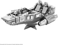 Metal Earth STAR WARS First Order Snowspeeder 3D Model Laser Cut Steel  Kit
