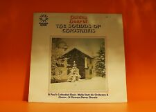 THE SOUNDS OF CHRISTMAS - VARIOUS CHOIR / CHORALE - UK ISSUE Vinyl LP RECORD
