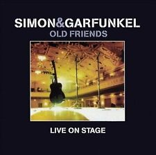 SIMON & GARFUNKEL - Old Friends Live On Stage (2 ) - 2 CD - **Excellent**