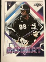 2020 Topps Fire Luis Robert RC #155 Chicago White Sox Rookie - Pack Fresh Mint!