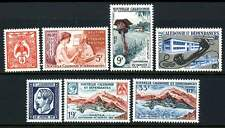 New Caledonia 311-317 Mint Pictorial Set 3H16 014