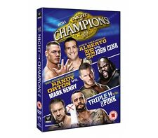 Official WWE Night Of Champions 2011 DVD