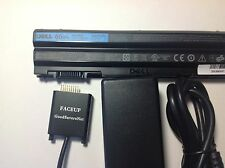GFEONSA2014 External Battery Charger  for DELL LATITUDE E5420 WU946  AND MORE