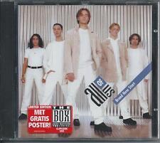 ALL OF US - Brand new start (LIM EDITION)  CDM 5TR Europop Dance 2000 Holland