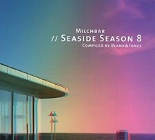 Milchbar: Seaside Season 8 - Blank & Jones (CD Booklet Digipak, Soundcolours)