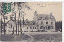 CPA 41300 SALBRIS environs Château d'Issay façade Nord Edit LIGER ca1913