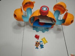 Octonauts Octopod Playset 2010 Fisher Price Mattel New Sealed