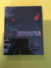 Terminator 2 NovaMedia Full Slip Steelbook Bluray 3D 2D Nova Mint New Sealed