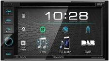 """Kenwood DDX4019DAB Autoradio 2-DIN Bluetooth / DAB+ / 6,2"""" Touchscreen NEU"""