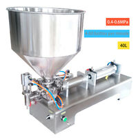 100-1000ml Automatic Filling Machine for Cream, Honey,Sauce,Cosmetic,Tooth Paste