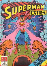 SUPERMAN EXTRA 02 - HET MACHTSEVENWICHT (1984 BALDAKIJN)
