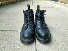 Black Dr Martens Zuma Aunty Sally Size 7 Unisex Boots